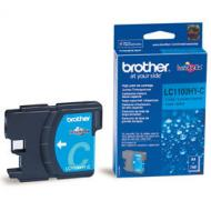Картридж Brother (LC1100HYC) (DCP6690CW /5890/6490/6890) Cyan