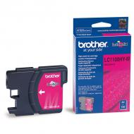 Картридж Brother (LC1100HYM) (DCPDCP6690CW /5890/6490/6890) Magenta