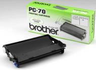 Картридж Brother PC-70 (PC70) (FAX T7x/ T8x/ 630/ 645/ 685/ 690/ 727/ 737) Black