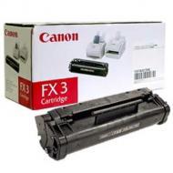 Картридж Canon FX-3 (1557A003) (Fax-L200/L220/L240/L250/L260i/L280/L290/L295/L300/L350/L360, MultiPass L60/L90) Black