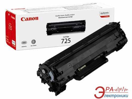 Картридж Canon 725 (3484B002) (LBP-6000) Black