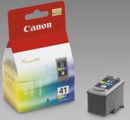 Картридж Canon CL-41 Bundle (0617B008) (iP1600/1700/1800/2200/2500/6210D,MP150/170/450) Bundle (C, M, Y, Bk)
