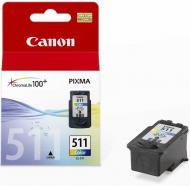 �������� Canon CL-511 (2972B007) (PIXMA MP260) Color (C, M, Y)