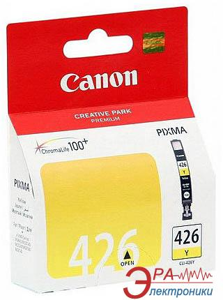 Картридж Canon CLI-426 (4559B001) (iP4840/MG5140/MG5240/MG6140/MG8140/ix6540) Yellow