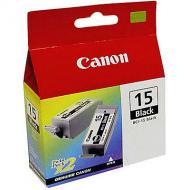 Картридж Canon BCI-15Bk (8190A002) (BJ-i70/i80, PIXMA iP90) Black