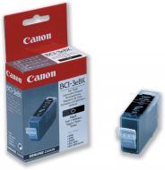 Картридж Canon BCI-3eBk (4479A002) (BJC-3000/6000/6100/6200/6500, BJ-i550/i560/i6500/i850/i865, BJ-S400/450/4500/500/520/600/630/630/750, SmartBase MPC400/600F/700Photo/730Photo, PIXMA iP3000/4000/5000, MP730/750/760/780) Black