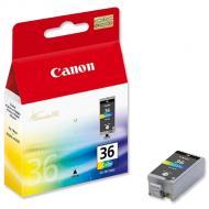 Картридж Canon CLI-36 (1511B001) (PIXMA iP100, mini260) Color (C, M, Y)