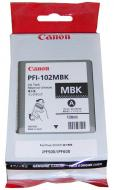Картридж Canon PFI-102MBk (0894B001) (iPF500/600/700) matte black