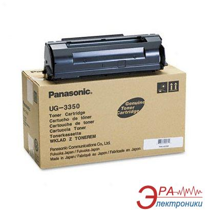 Картридж Panasonic (UG-3350-AU) UF-585/590/595/DX-600, UF-6100 Black