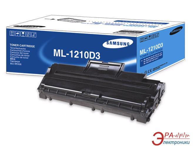 Картридж Samsung ML-1210D3 (ML-1210D3/XEV) (ML-1010, ML-1210/1220M/1250, ML-1430) Black