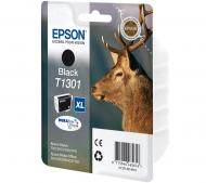 Картридж Epson XL (C13T13014010) (Stylus SX525WD/Stylus Office B42WD/ Stylus Office BX320FW/ Stylus Office BX625FWD/WF7015) Black