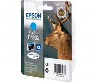 Картридж Epson (C13T13024010) (Epson Stylus SX525WD, Epson Stylus Office: B42WD/BX320FW/BX625FWD/WF7015) Cyan