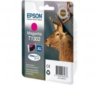 �������� Epson (C13T13034010) (Epson Stylus SX525WD, Epson Stylus Office: B42WD/BX320FW/BX625FWD/WF7015) Magenta