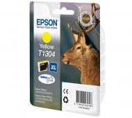 Картридж Epson (C13T13044010) (Epson Stylus SX525WD, Epson Stylus Office: B42WD/BX320FW/BX625FWD/WF7015) Yellow