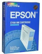 Картридж Epson (C13S020130) (StColor 3000) Cyan