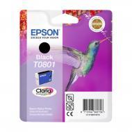 Картридж Epson T0801 (C13T08014010) StPhoto P50/PX660/PX720WD/PX820FWD Black