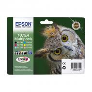 �������� Epson (C13T079A4A10) (Stylus Photo 1400/P50/PX650/ PX660/PX700W/PX710W/ PX720WD/PX800FW/PX810FW/PX820FWD) Bundle (Bk,C,M,Y,LC,LM)