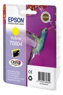 Картридж Epson (C13T08044010) (StPhoto P50/PX660/PX720WD/PX820FWD) Yellow
