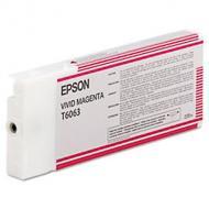 Картридж Epson (C13T606300) (Stylus Pro 4880) vivid magenta