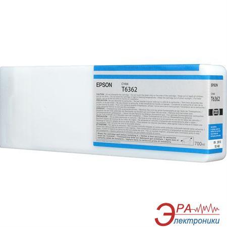 Картридж Epson T6362 (C13T636200) (SP 7900/9900) Cyan