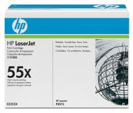 �������� HP 55X (CE255X) (LaserJet Enterprise P3015d/P3015dn/P3015x) Black