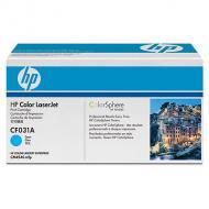 Картридж HP CF031A (CF031A) Color LaserJet Enterprise CM4540/4540f/4540fskm Cyan