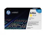 Картридж HP CF032A (CF032A) Color LaserJet Enterprise CM4540/4540f/4540fskm Yellow