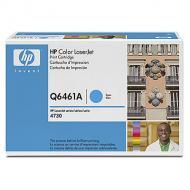 Картридж HP Q6461A (Q6461A) Color LaserJet 4730mfp/CM4730mfp series Cyan