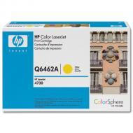 Картридж HP Q6462A (Q6462A) Color LaserJet 4730mfp/CM4730mfp series Yellow