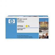 Картридж HP C9732A (C9732A) Сolor LaserJet 5500/5550 series Yellow