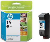 Картридж HP No.15 (C6615DE) DJ 3820, 810c, 840c, 843c, 845c, 920с, 940с, psc 750. Black