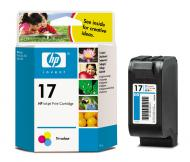�������� HP No.17 (C6625AE) DJ 840C/845C Color (C, M, Y)