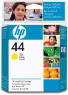 Картридж HP No.44 (51644YE) (HP DesignJet 450, HP DesignJet 455, HP DesignJet 488, HP DesignJet 750, HP DesignJet 755, Kodak DigitalScience PSA1000) Yellow