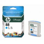 Картридж HP No.88 (C9386AE) Officejet Pro K550/K5400/K8600 series, OfficeJet Pro L7480/L7580/L7590/L7680/L7780 Cyan