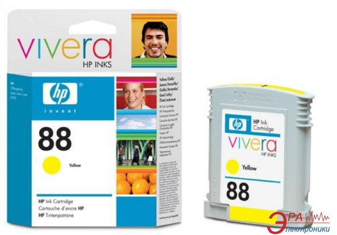 Картридж HP No.88 (C9393AE) Officejet Pro K550/K5400/K8600 series, OfficeJet Pro L7480/L7580/L7590/L7680/L7780 Large yellow