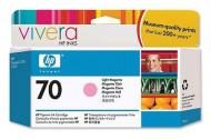 Картридж HP No.70 (C9455A) Designjet Z2100/Z2100gp/Z3100/Z3100gp light magenta