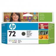 Картридж HP No.72 (C9403A) DesignJet T1100, HP DesignJet T610 matte black