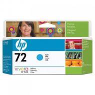 Картридж HP No.72 (C9371A) DesignJet T1100, HP DesignJet T610 Cyan