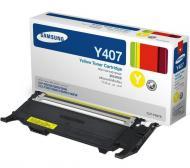 Картридж Samsung (CLT-Y407S) (CLP-320/320N/325, CLX-3185/85N/85FN) Yellow