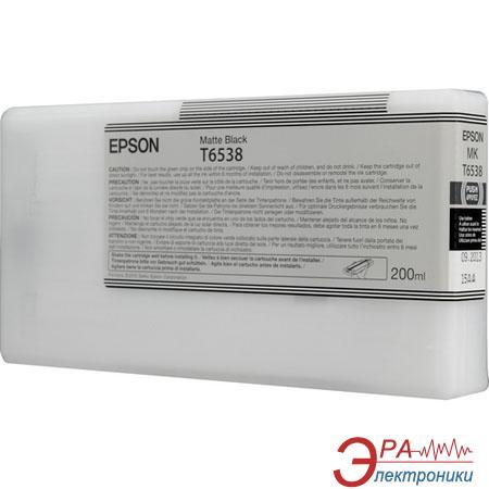 Картридж Epson (C13T653800) Stylus Pro 4900 matte black
