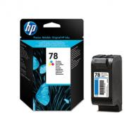 Картридж HP No.78 (C6578D) (DJ 3820/920/930/940/950/959/960/ 970/980/990/ 995/1220C, DeskJet 9300, DeskJet 6122/6127, Photosmart P1000/P1100/1115/1215/1218/1315, OfficeJet 55, psc 750) Color (C, M, Y)