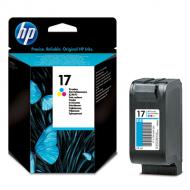 �������� HP No.17 (C6625A) Color (C, M, Y)