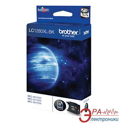 Картридж Brother (LC1280XLBK) (MFC-J5910DW/J6510DDW/J6910DW) Black