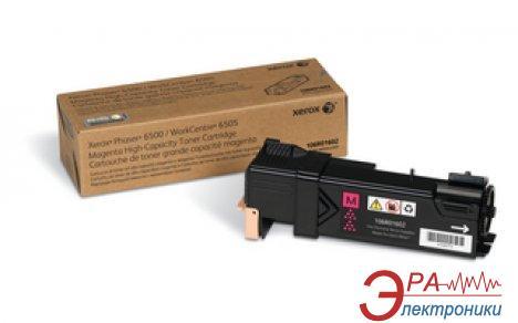 Картридж Xerox (Max) (106R01602) (Phaser 6500, WorkCentre 6505) Magenta