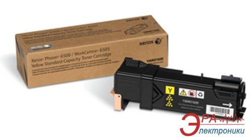 Картридж Xerox (106R01600) Phaser 6500, WorkCentre 6505 Yellow