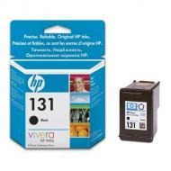 Картридж HP №131 HP DeskJet 460/5743/6543/6623/6843/9803, PSC 1513/1613/2353/2613/2713/C3183, Photosmart 8153/8453/B8353, OfficeJet 7213/7313/7413, OfficeJet H470 series Black
