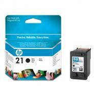 Картридж HP No.21 DeskJet 3920/3940, DeskJet D1360/D1460/D1560/D2360/D2460, Deskjet F380/F2180/F2280/F4180, psc 1410 series, OfficeJet 4355/J3680 Black