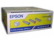 �������� Epson (C13S050289) (AcuLaser 2600/C2600) Bundle (C, M, Y)