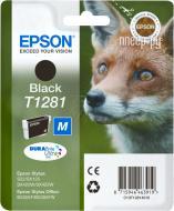Картридж Epson (C13T12814011) (Stylus S22/SX125/130 Stylus SX420W/SX425W Stylus Office BX305F) Black