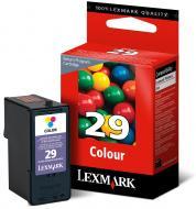 Картридж Lexmark № 29 (18C1429) Lexmark X25х0, X5490, X5070, Z845, Z13x0 Color (C, M, Y)